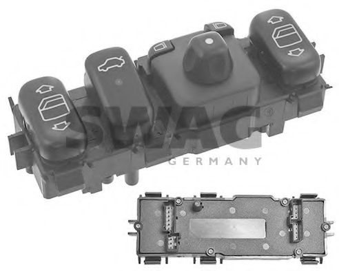 10 94 6766 Comfort Systems Switch, window lift