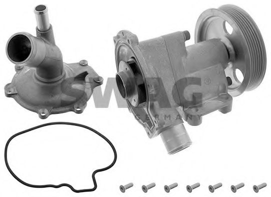 11 93 4392 Cooling System Water Pump