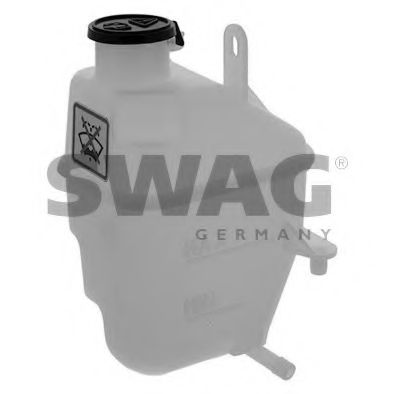 11 94 3502 Cooling System Expansion Tank, coolant