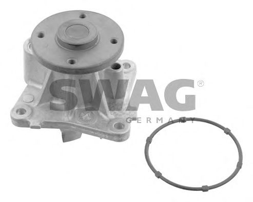 12 92 9653 Cooling System Water Pump