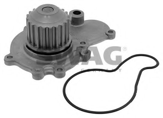 14 94 4196 Cooling System Water Pump