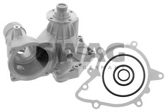20 15 0017 Cooling System Water Pump