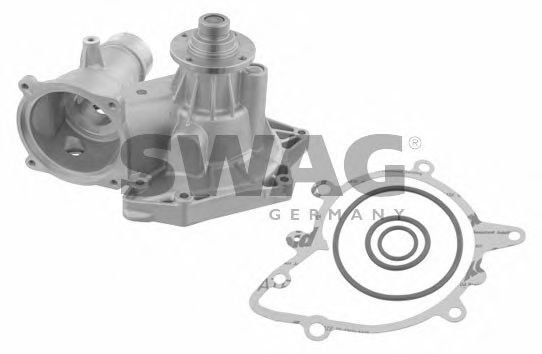 20 92 4193 Cooling System Water Pump
