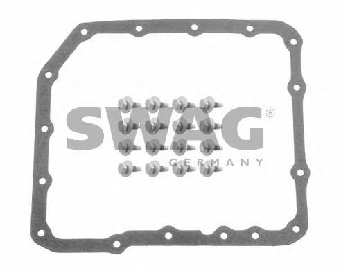 20 92 7571 Seal, automatic transmission oil pan