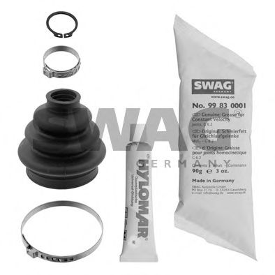 20 93 6559 Final Drive Bellow Set, drive shaft