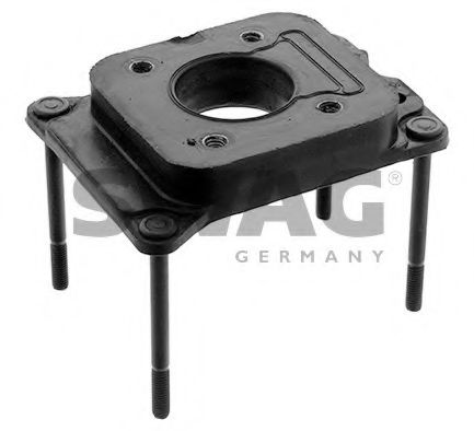 30 12 0034 Mixture Formation Flange, central injection
