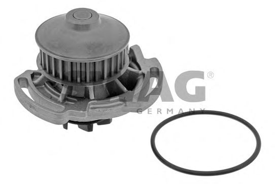 30 15 0002 Cooling System Water Pump