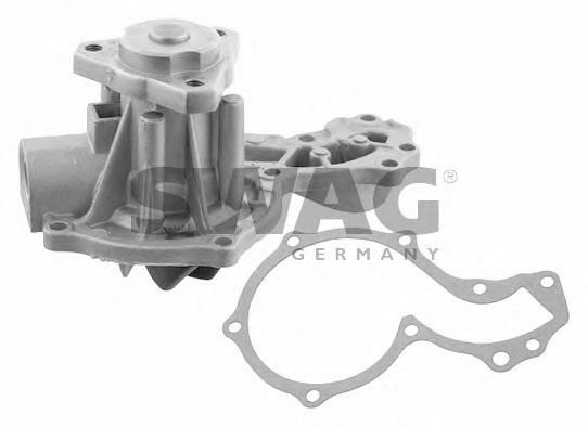 30 15 0006 Cooling System Water Pump