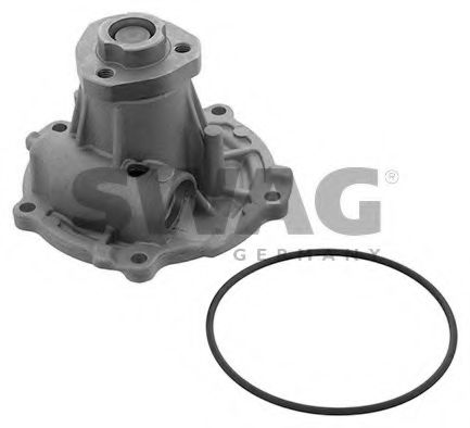 30 15 0020 Cooling System Water Pump