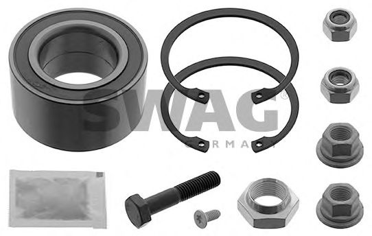 30 90 3662 Wheel Suspension Wheel Bearing Kit