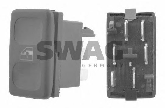 30 91 4080 Comfort Systems Switch, window lift