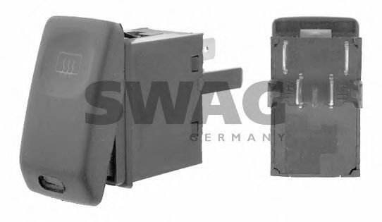 30 91 5628 Comfort Systems Switch, rear window heating