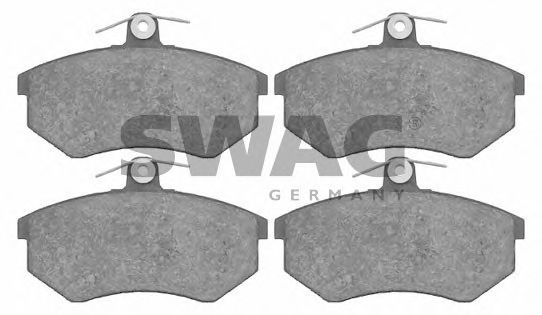 30 91 6318 Brake System Brake Pad Set, disc brake