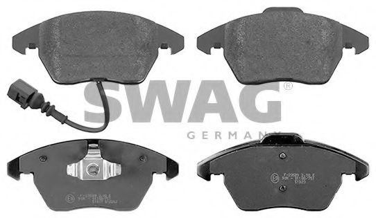 30 91 6502 Brake System Brake Pad Set, disc brake
