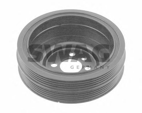 30 92 6876 Belt Drive Belt Pulley, crankshaft