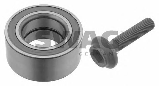 30 92 9872 Wheel Suspension Wheel Bearing Kit