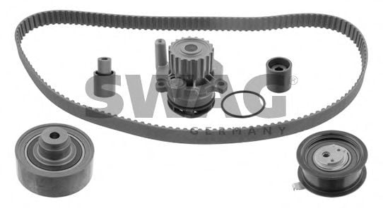 30 93 2744 Cooling System Water Pump & Timing Belt Kit