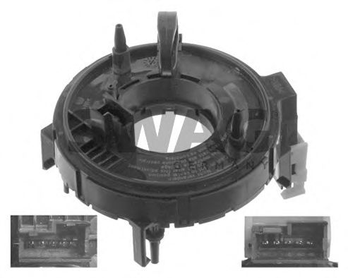 30 93 4702 Safety Systems Clockspring, airbag