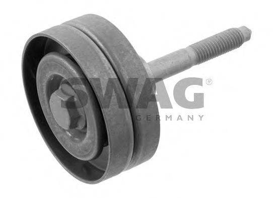30 93 6692 Belt Drive Deflection/Guide Pulley, v-ribbed belt