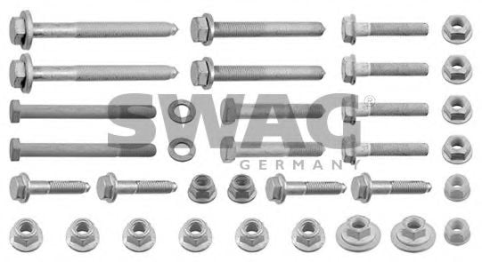 30 93 9758 Wheel Suspension Mounting Kit, control lever