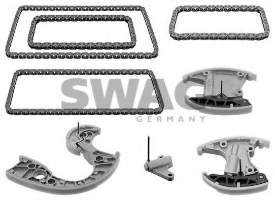 30 94 4486 Engine Timing Control Timing Chain Kit