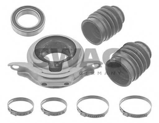 30 94 7862 Axle Drive Mounting, propshaft