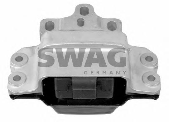 32 92 2934 Mounting, automatic transmission