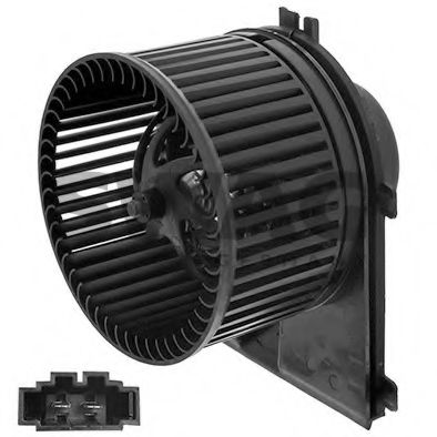 32 92 3302 Heating / Ventilation Interior Blower
