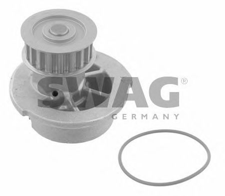 40 15 0003 Cooling System Water Pump