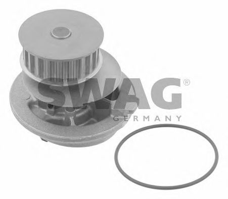 40 15 0006 Cooling System Water Pump