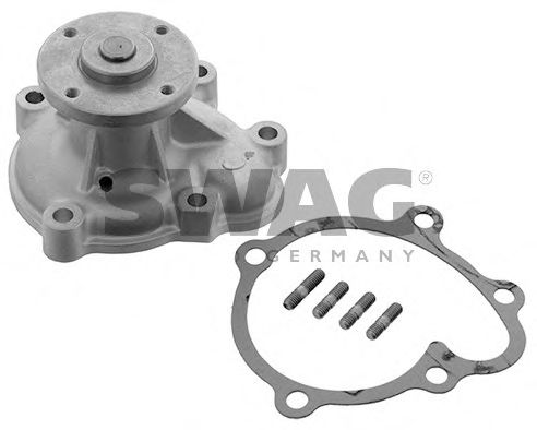 40 15 0017 Cooling System Water Pump