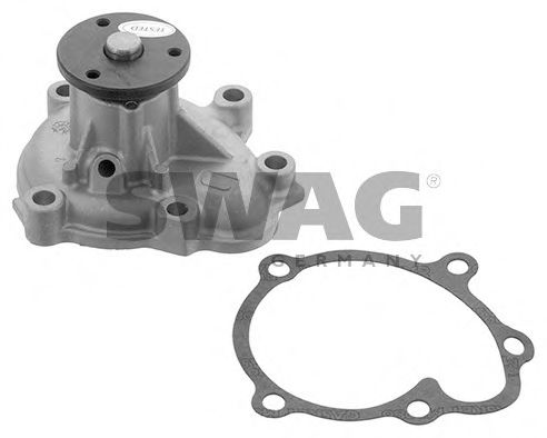 40 92 4194 Cooling System Water Pump