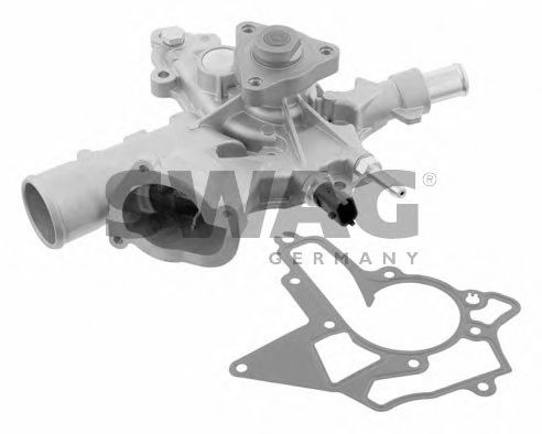 40 92 8543 Cooling System Water Pump