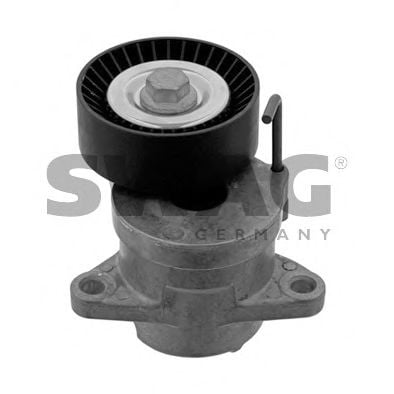 40 93 4472 Belt Drive Belt Tensioner, v-ribbed belt