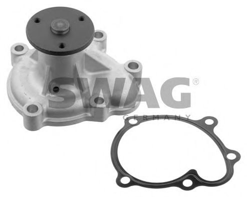 40 93 7375 Cooling System Water Pump