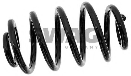 40 93 9311 Suspension Coil Spring