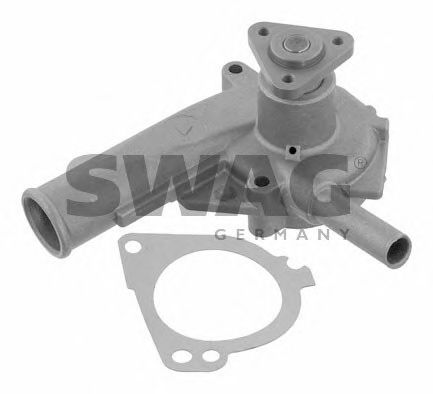 50 15 0021 Cooling System Water Pump