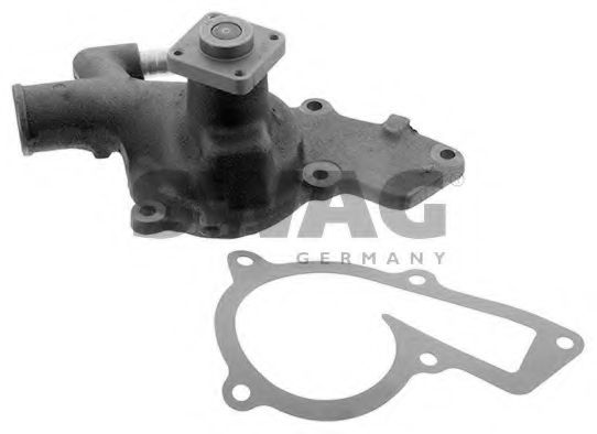 50 15 0027 Cooling System Water Pump