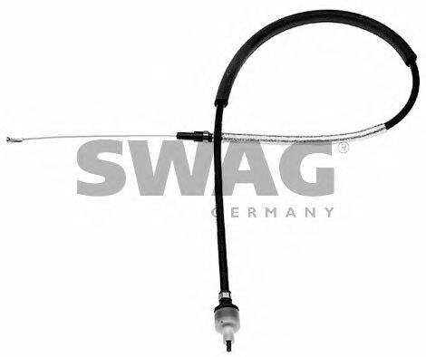 50 91 4911 Clutch Cable