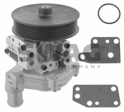 50 93 1402 Cooling System Water Pump