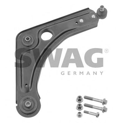 50 93 3116 Wheel Suspension Track Control Arm