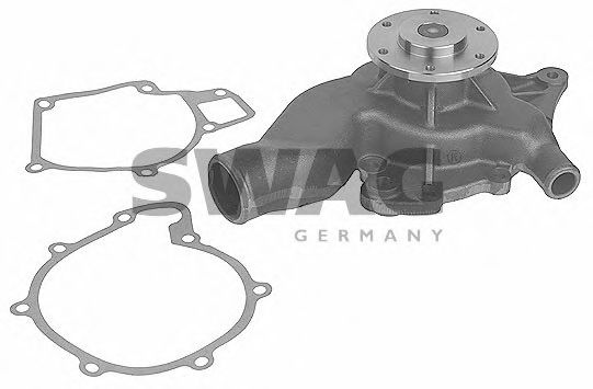 54 15 0004 Cooling System Water Pump