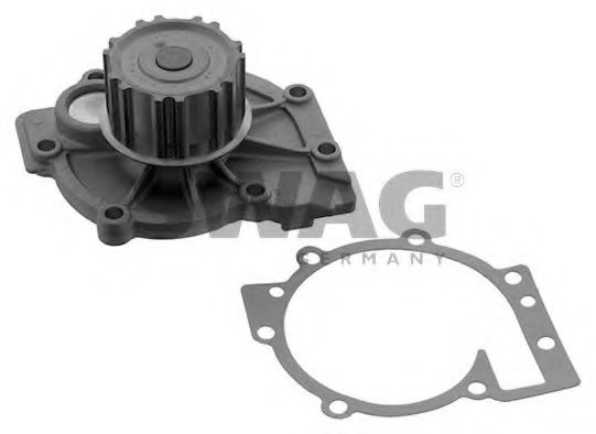 55 93 9299 Cooling System Water Pump