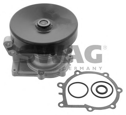 57 91 9600 Cooling System Water Pump