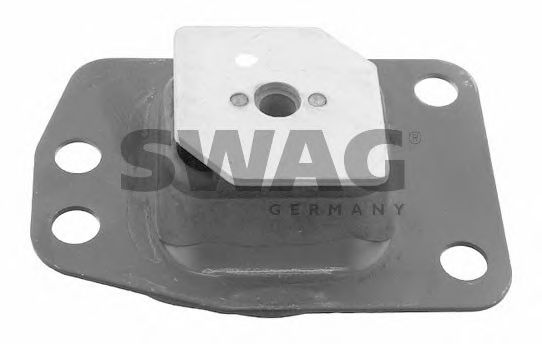 57 92 7389 Mounting, automatic transmission