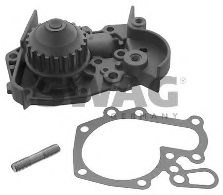 60 15 0001 Cooling System Water Pump