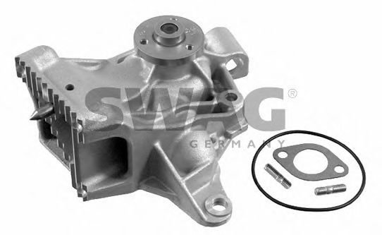 60 92 2242 Cooling System Water Pump