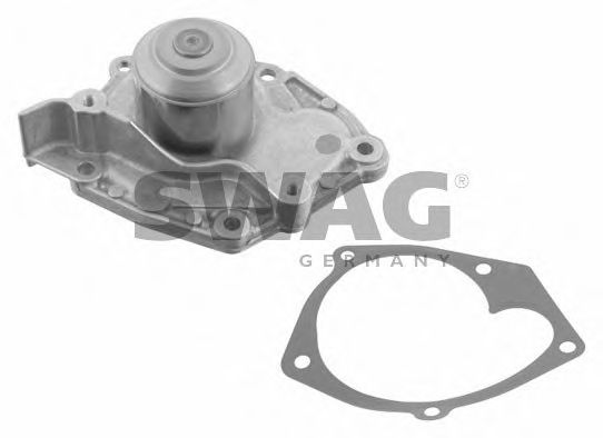 60 92 9703 Cooling System Water Pump