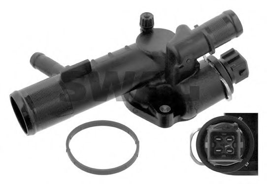 60 93 2650 Cooling System Thermostat, coolant