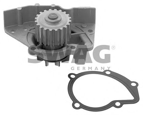 62 15 0016 Cooling System Water Pump